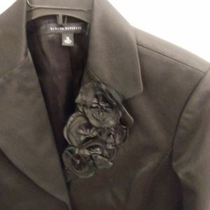 BANANA REPUBLIC JACKET W/ Embellishment On Lapel